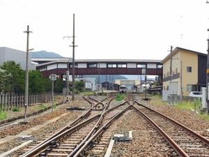 JR飛騨古川駅