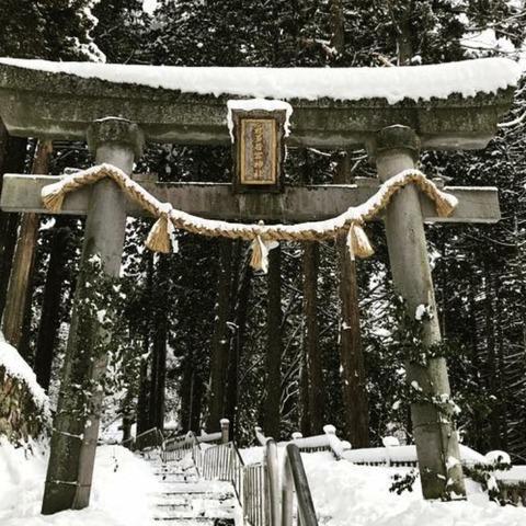 氣多若宮神社平成30年正月