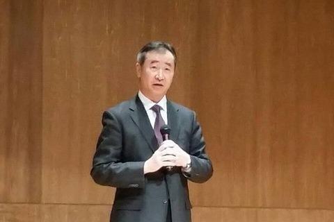 梶田隆章先生20170122