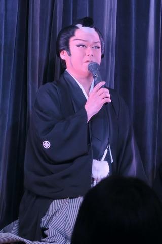 天保7年の笹川繁蔵:劇団炎舞『男華』@浪速クラブ(5/21)