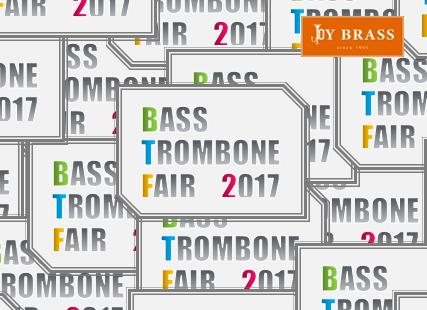 BASS TROMBONE FAIR 2017 ロゴ