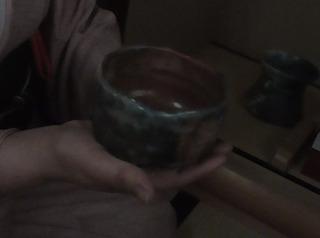 小川チョウラク茶碗