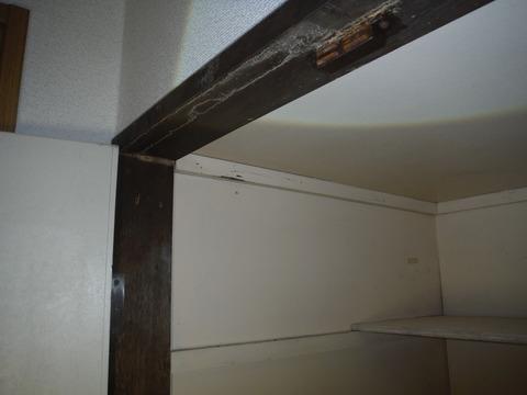 高層階RCマンションでのシロアリ被害 | 福岡市