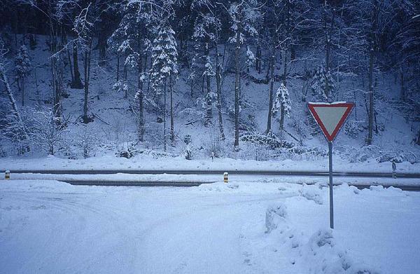 冬のジョギング 休む