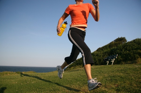 食後 ジョギング