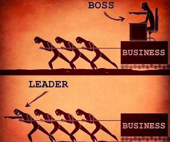 ボス リーダー 体育会系