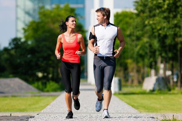 運動不足 ダイエット ジョギング 健康