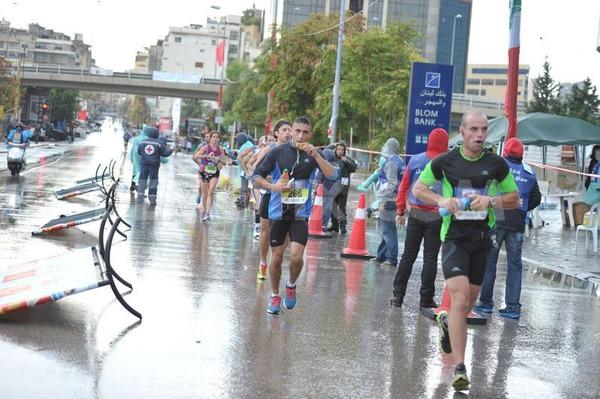 雨天時 マラソン