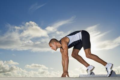 陸上短距離 筋肉