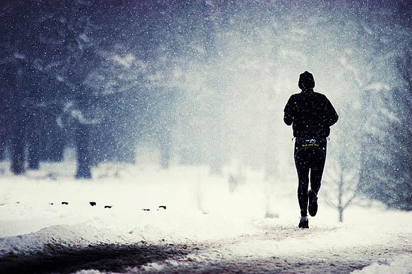 喘息持ち ジョギング 冬 寒さ