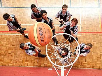 バスケ部 運動 スポーツ スポーツ推薦 進学