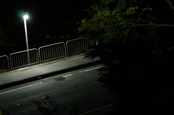 陸上 陸上長距離 夜 深夜 ランニング