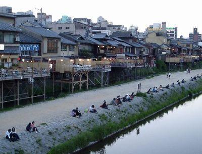 おいでやす京都鴨川ハーフマラソン