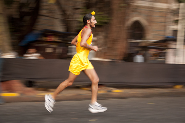 フルマラソン 30km走 練習