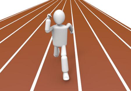 陸上競技 1500m 男子