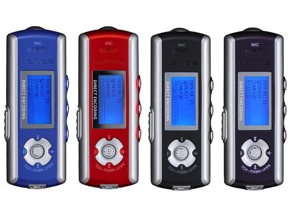 アイリバー MP3プレイヤー
