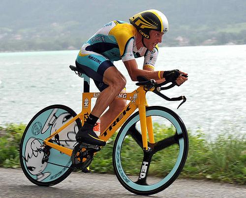 自転車乗り トライアスロン