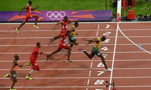 金メダル 陸上競技