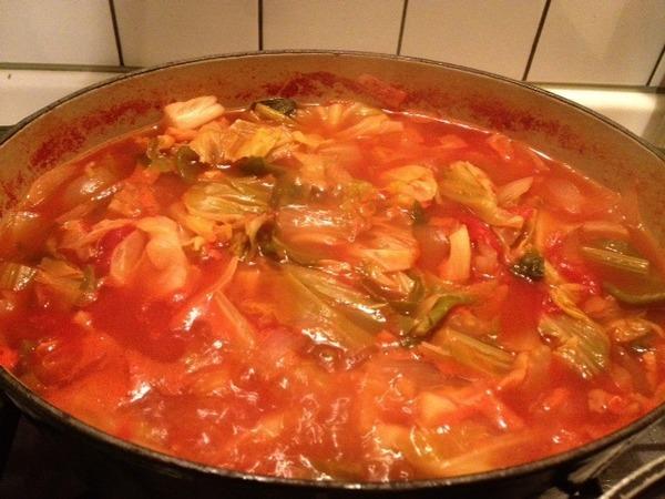 脂肪燃焼スープダイエット 効果 7日間 カロリー