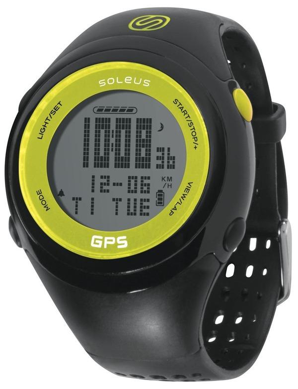 Soleus(ソリアス) ランニング GPS時計