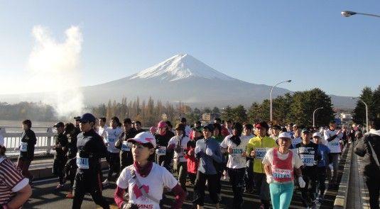 富士山マラソン