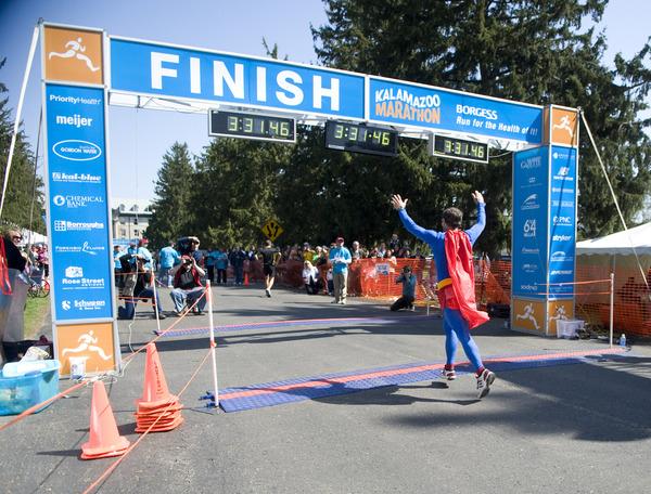 市民マラソン 選手 ランナー