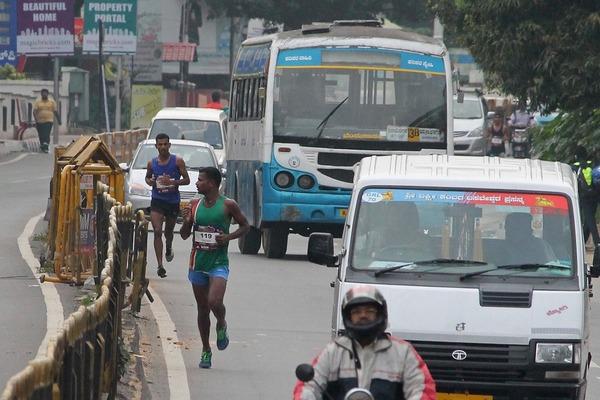 インドマラソン