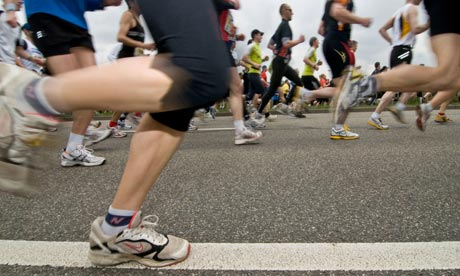 マラソン ピーキング