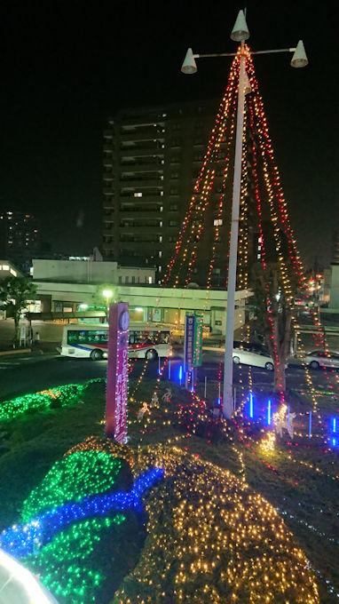 20181127_桶川駅イルミ1