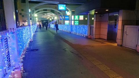 20181127_桶川駅イルミ4