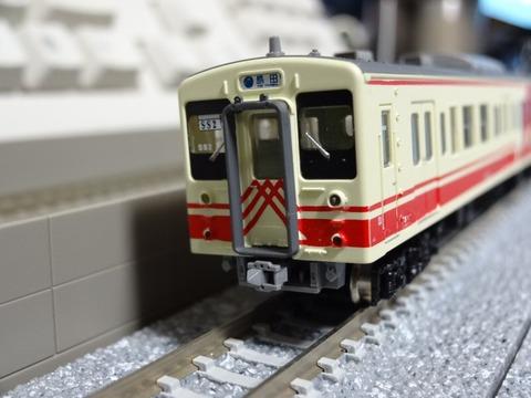 119系するがシャトル_正面
