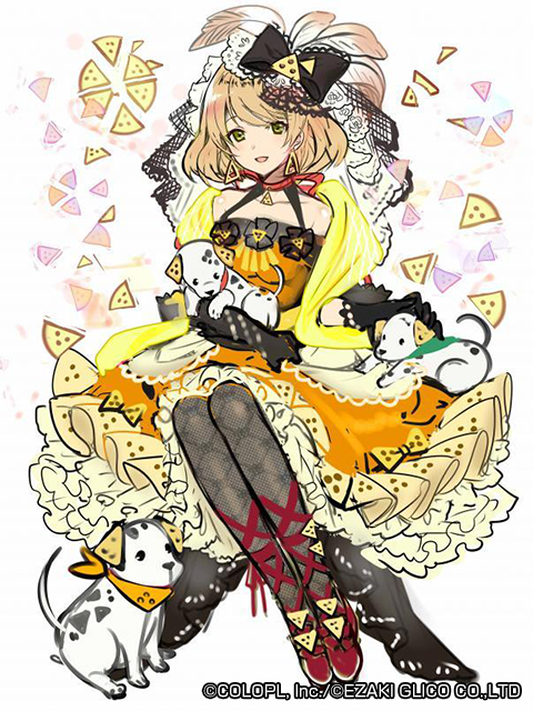 【白猫】黒猫のグリココラボキャラが可愛いと話題に!白猫にはガチャ来ないのかな?【プロジェクト】