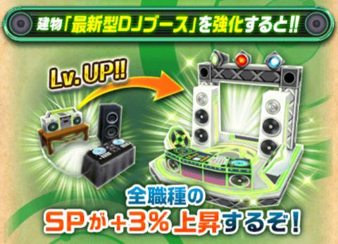 【白猫】今回のSP施設「最新型DJブース」でSPR上昇する強キャラは誰?リヴェータSPR6はヤバいだろ…【プロジェクト】