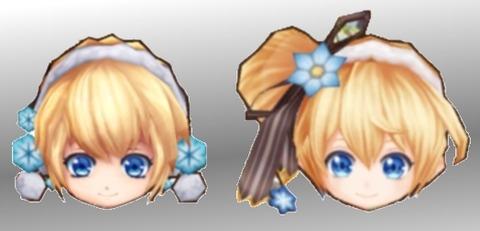 【白猫】ソフィのSDは新旧どっちの方が好き?たぬき顔ソフィも可愛い!【プロジェクト】
