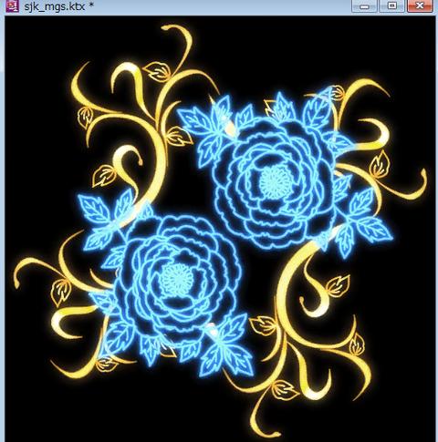 【白猫】シズクのモチーフ武器スキル?花のスキルエフェクト画像が解析で判明!【プロジェクト】