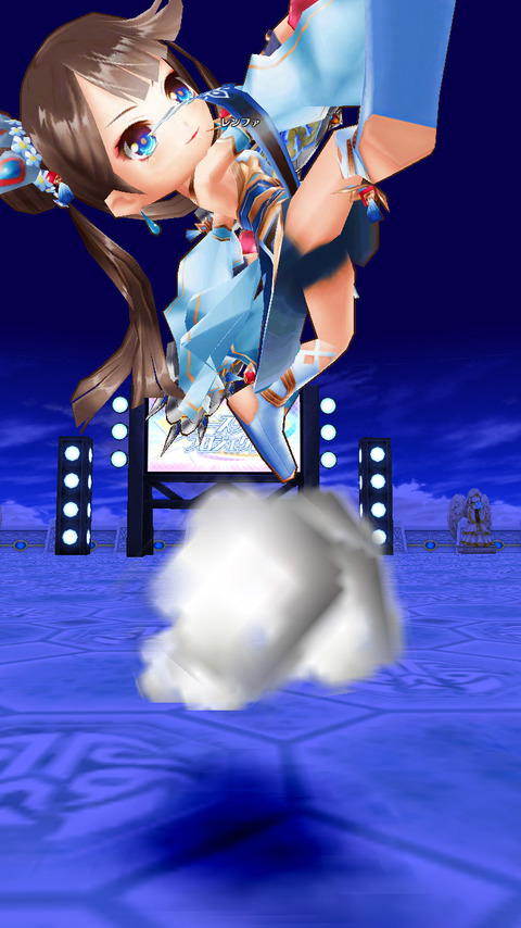 【白猫】フォースター12thはパンツキャラいないの?スカートの中覗いてみた結果!【プロジェクト】