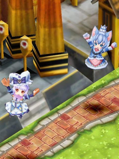 【白猫】みんなのさいかわタウン画像見せてくれ!【プロジェクト】