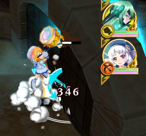 【白猫】城門でスピカのスキル2試したら威力ヤバイwwwww【プロジェクト】