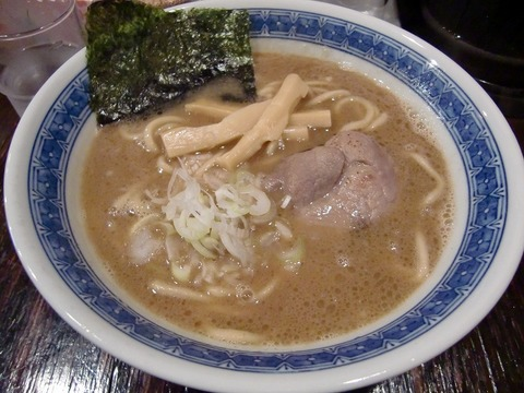 俺の麺 春道@新宿 中華そば