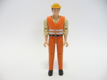 漢品005  (2)bruder 建築作業員