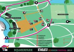 bijlmerpark-plattegrondnieuw