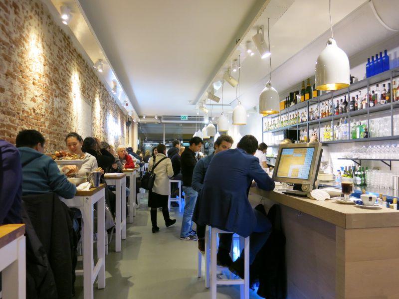 Amstelveen blog the seafood bar in amsterdam for Seafood bar van baerlestraat amsterdam