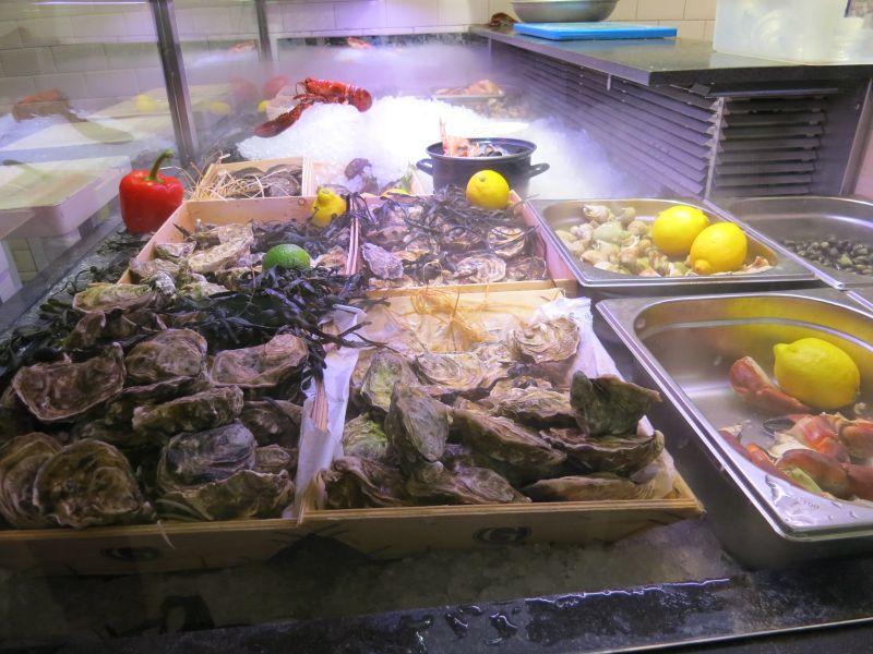 Amstelveen blog the seafood bar in amsterdam for Seafood bar van baerlestraat