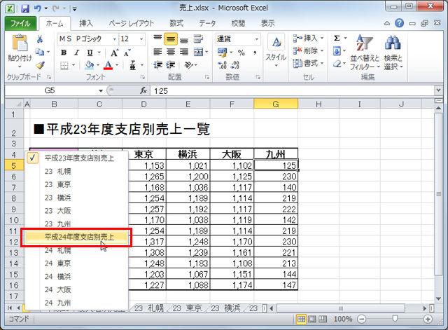 Excelでは、1つのブックに複数のシートを作成することができる。シートは左下にあるシート見出しをクリックすることで切り替えることができるが、たくさんのシートがある場合、スクロールさせないと見つからないことがある。そんな時に便利なワザを紹介しよう。