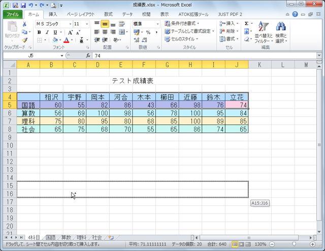 Excelで複数のシートを使用している場合、このシート間でデータをコピーするにはどうしているだろう? 範囲を指定して右クリックメニューでコピーし、シートを切り替えて目的の位置で貼り付けという人も多いのでは? 実はもっと簡単な方法があるので紹介しよう。