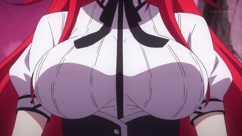 アニメ - 【ハイスクールD×D HERO】第0話 感想 乳首はいろいろ救う