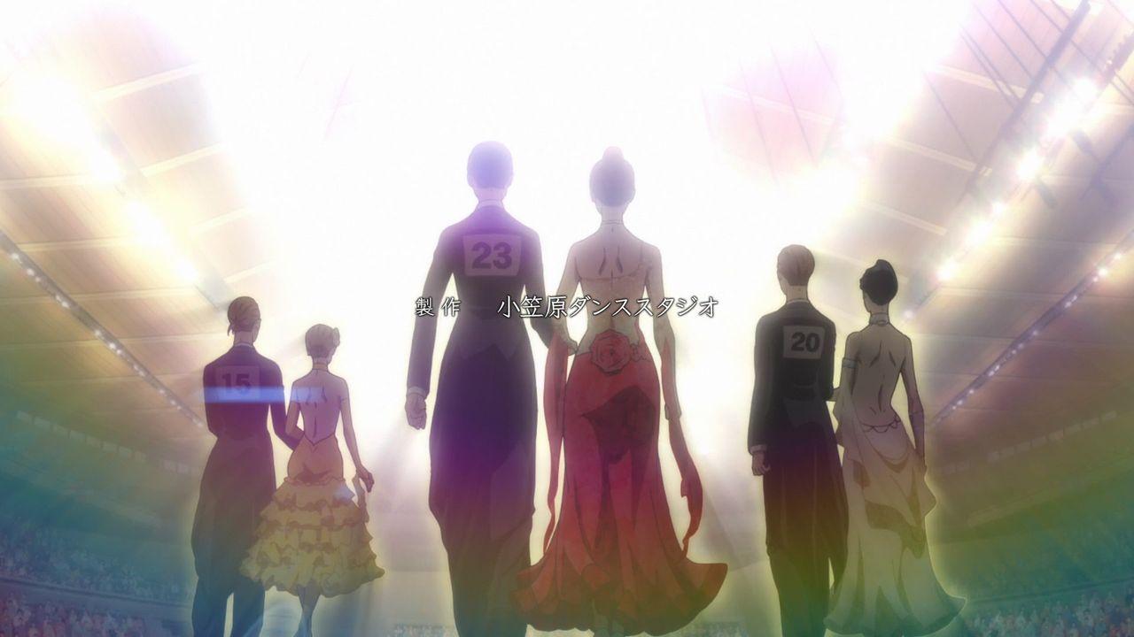 アニメ - ボールルームへようこそ(第24話[最終話])海外の反応
