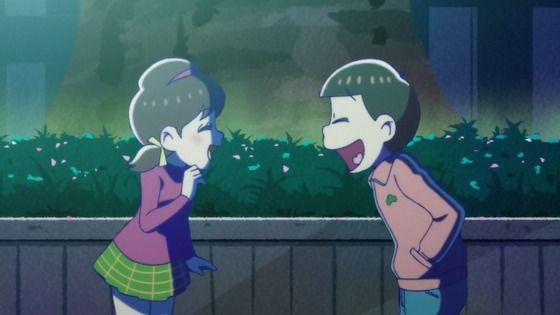 アニメ - 『おそ松さん 2期 第24話 感想』桜咲くまでちゃんとして桜が散って答えは出た