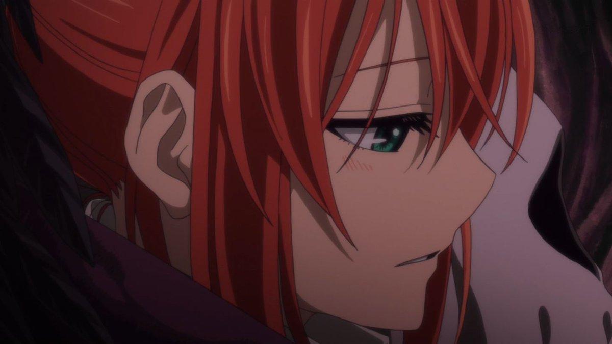アニメ - 『魔法使いの嫁』18話 感想 エリアスの未熟さとチセの頼もしさ!