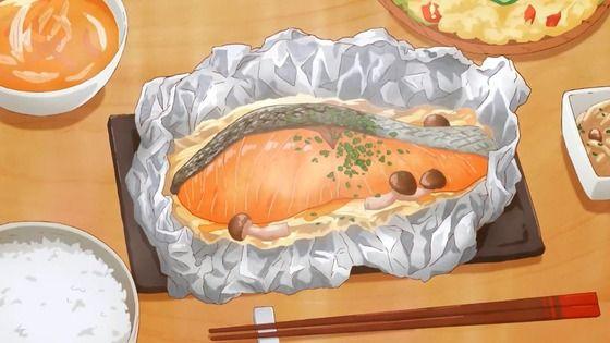 """『衛宮さんちの今日のごはん 第2話 感想』八重歯が素敵な""""魚屋""""もニッコリ!"""